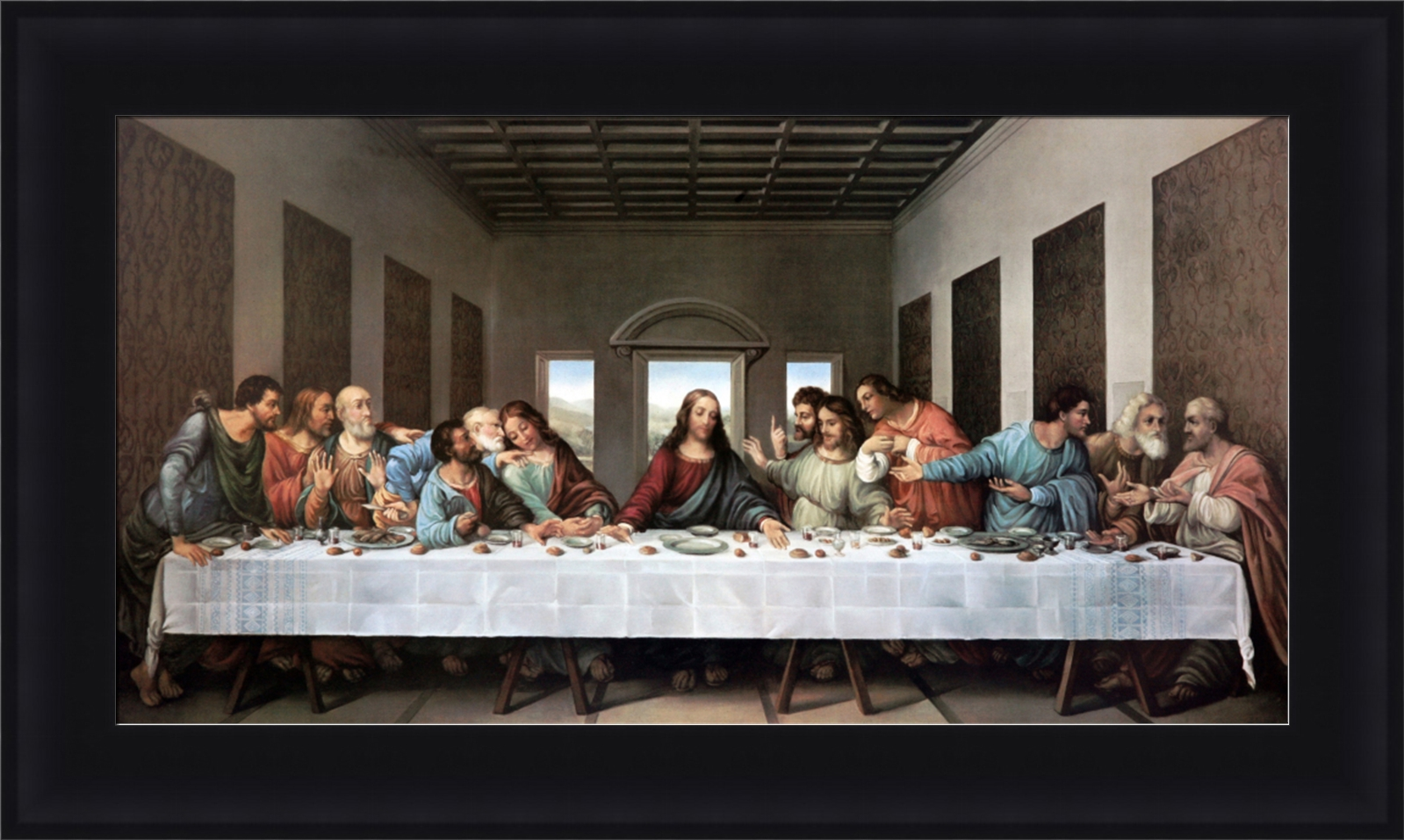 leonardo da vinci the last Read and learn for free about the following article: the last supper if you're seeing this message, it means we're having trouble loading external resources on our website if you're behind a web filter, please make sure that the domains kastaticorg and kasandboxorg are unblocked.