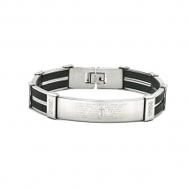 Exo Jewel Men's Stainless Steel Bracelet 02