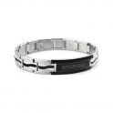 Exo Jewel Men's Stainless Steel Bracelet 05